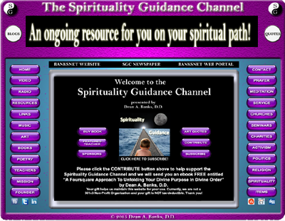 Spirituality Guidance Channel