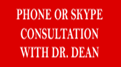 Consultation with Dr. Dean