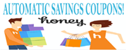 Honey Automatic Savings Coupons